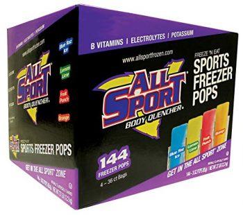 all sport freezer pops